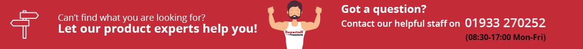 Supertuff Help Banner