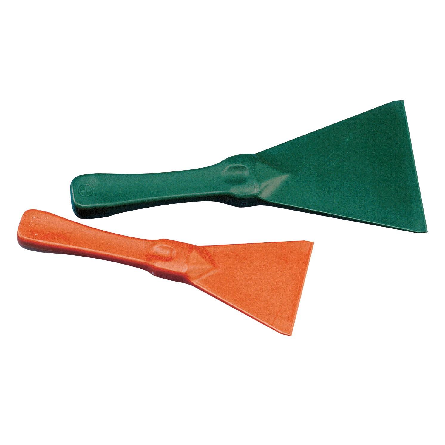 Hand Held Scrapers & Plastic Stirrers