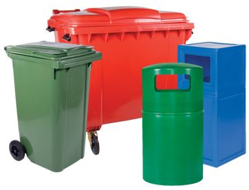 Wheelie Bins & Recycling