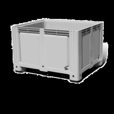 Plastic Pallet Box - 610 Litre