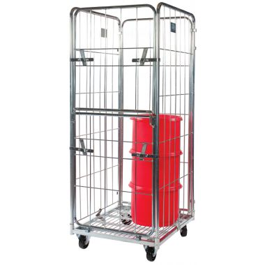 Demountable Roll Cage Three Sided Small - DRCS3