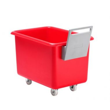 Plastic Mobile Bin with Handle - 320 Litre - RM70TR