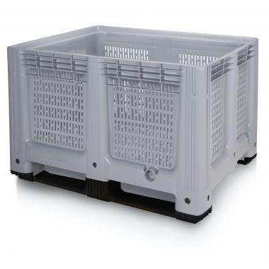 BP1210P Perforated Plastic Pallet Box