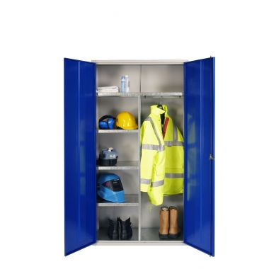 PPE Clothing and Equipment Cabinet - PPECO4