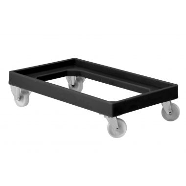 RM35DYREC Black Recycled Plastic Dolly