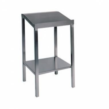 Stainless Steel Write Up Desk - SSWD661