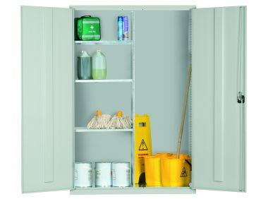 Industrial Utility Cupboard Extra Wide - WCB1U