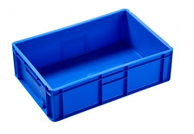 Euro Plastic Stacking Container - 600 x 400 x 175mm - 21033