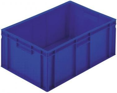 Euro Plastic Stacking Container - 600 x 400 x 235 mm - 2A045