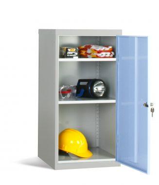 Industrial Cupboard With Single Door Small - SCB1