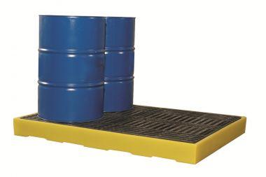 Four Drum Bunded Flooring - BF4