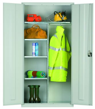 Industrial Clothing And Equipment Cupboard Standard - CB1CE