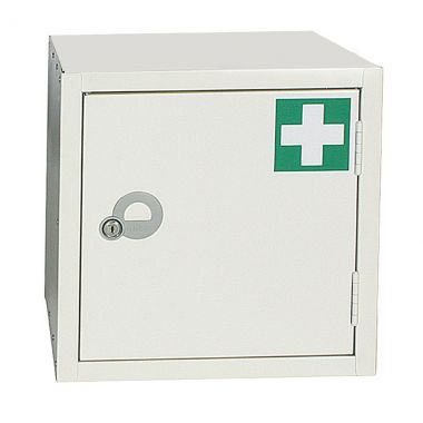 First Aid Storage Cube Locker Large - FACL3