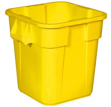 BRUTE106 Yellow Brute Bin