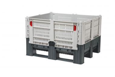 Collapsible Plastic Pallet Box 600 Litre