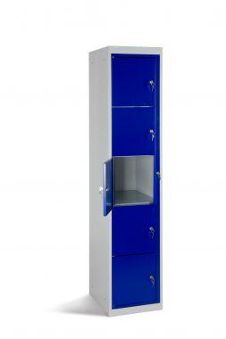 Garment Dispense Locker Five Door - GLK5