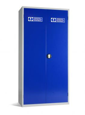 PPE Cabinet With Double Doors Large - PPECO3