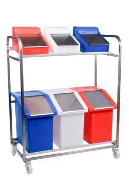 Food Ingredient Storage Trolley - RM10MTSS