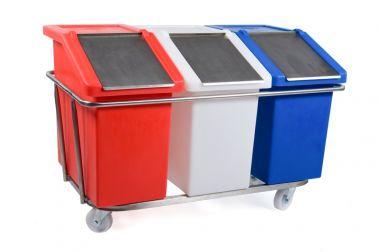 Food Ingredient Storage Trolley - RM15MTSS