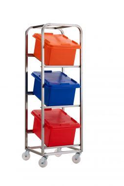 Food Ingredient Storage Trolley - RMFBMRSS