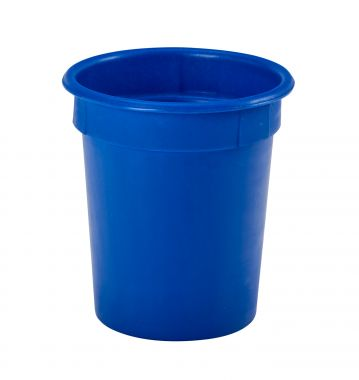 Tapered Moulded Bin RM5B (Blue)