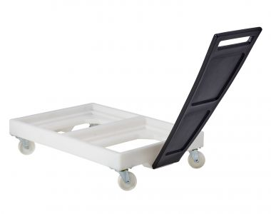 Plastic Double Dolly - RM54DY