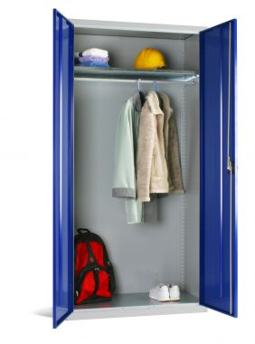 Industrial Wardrobe Cupboard Standard - CB1W