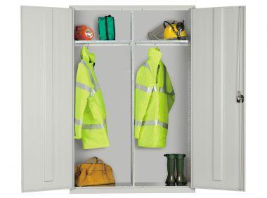 Industrial Wardrobe Cupboard Extra Wide - WCB1W