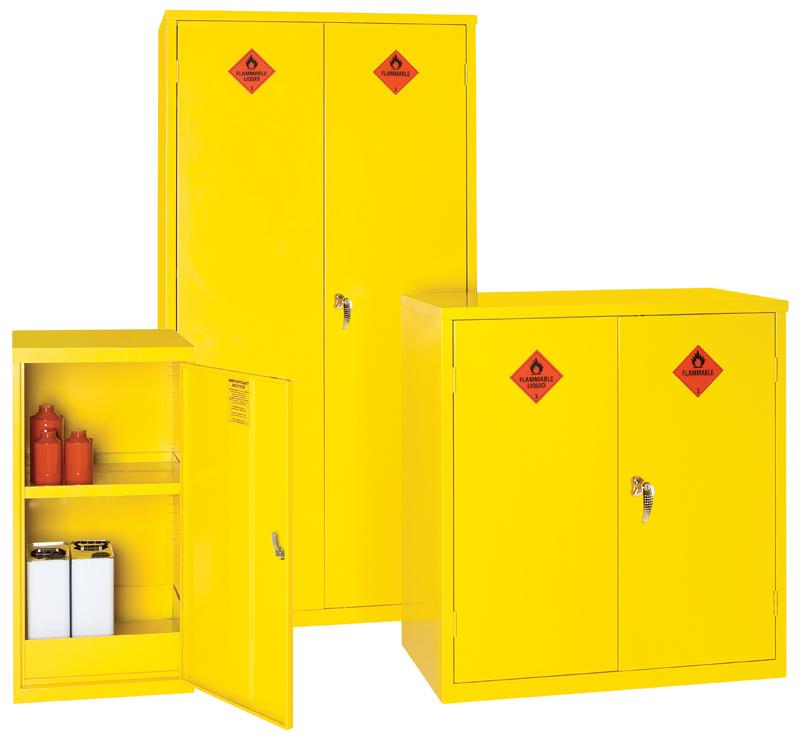 Hazardous Cabinets