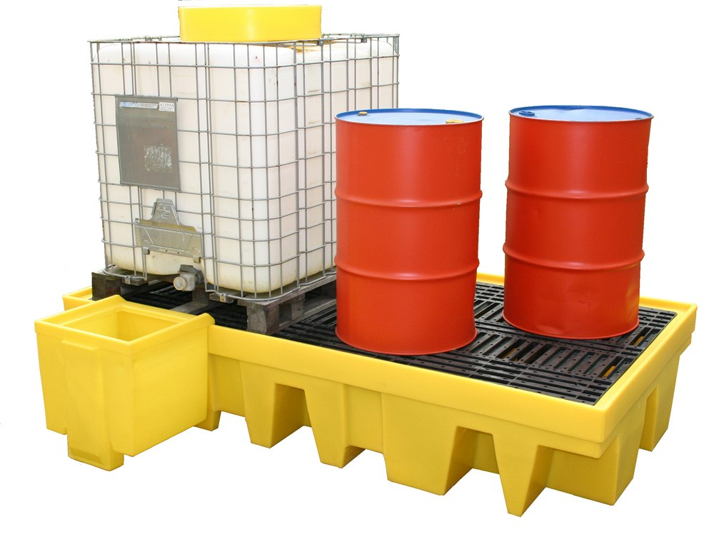 IBC & Drum Spill Control