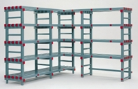 Plastic Shelving & Racking