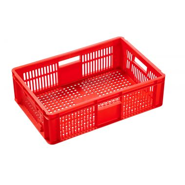 Euro Plastic Stacking Containers - 600 x 400 x 170 mm - 06032