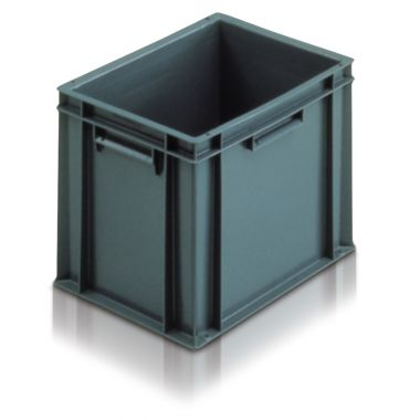 Euro Plastic Stacking Containers - 400 x 300 x 319 mm - 21030
