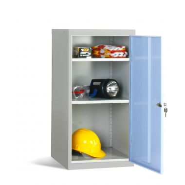 Industrial Cupboard With Single Door Small - SCB1