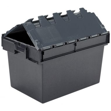 Attached Lid Box - 10A6BR - 600 x 400 x 365 mm