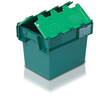 Attached Lid Containers (400 x 300 x 320mm)