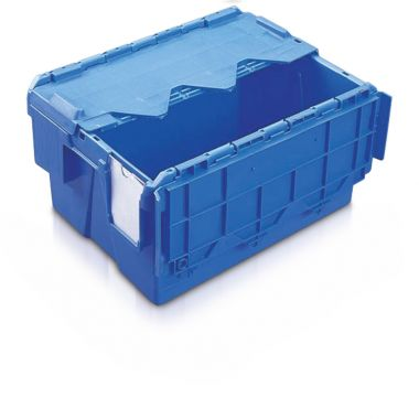 Attached Lid Containers (400 x 300 x 222mm)
