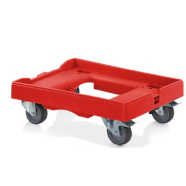 600x400 Plastic Dolly - BP64DR