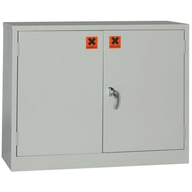 COSHH Safety Cabinet Small With Double Doors - CSC5