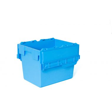 Attached Lid Crate - 28 Litres