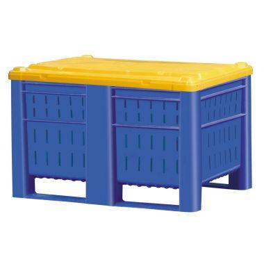 Plastic Pallet Box - 500 Litre - DL1208P