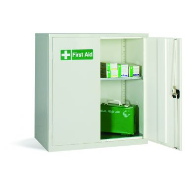 First Aid Storage Cabinet Medium - FAC2