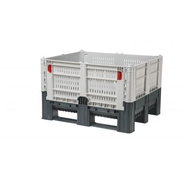 Collapsible Plastic Pallet Box 600 Litre