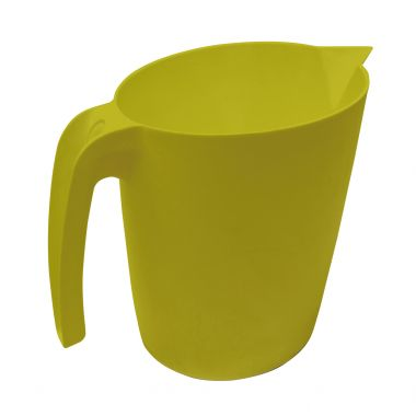j48 Yellow plastic Scoop