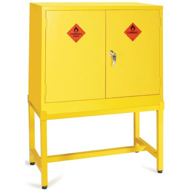 Hazardous Safety Cabinet with Double Doors Small - HSCO6