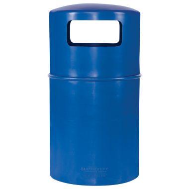 Plastic Litter Bin - Round - LBIN02
