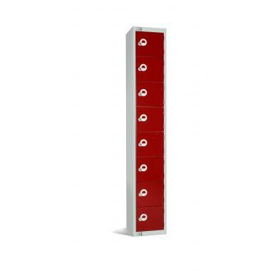 Steel Locker Eight Door - LKS8
