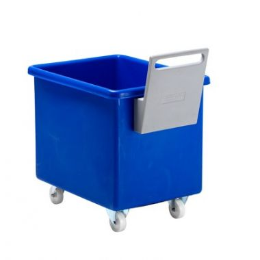 Plastic Mobile Bin with Handle - 227 Litre - RM50TR