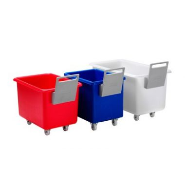 Plastic Mobile Bin with Handle 200 Litre - RM45TRH