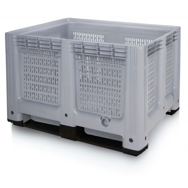 BP1210P Perforated Plastic Pallet Box
